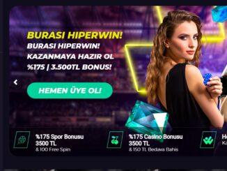 Hiperwin Canlı TV Uygulaması